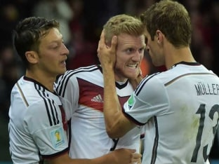 FIFA World Cup: Germany Beat Algeria To Set Up Quarterfinal Clash vs France