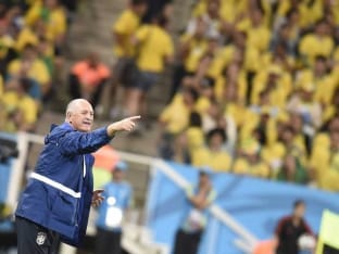 FIFA World Cup: Brazil's Luis Felipe Scolari is Most Popular Coach Online