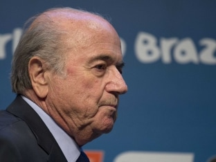 Sepp Blatter Basks in FIFA Support Ahead of World Cup