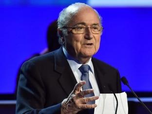 Sepp Blatter Urges 'Integrity' at FIFA Congress