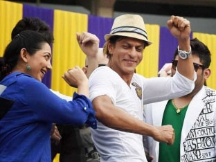 After IPL Frenzy, Shah Rukh Khan Turns to Books on Buddha to Stay Calm