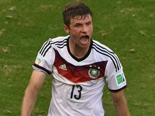 Thomas Mueller Germany