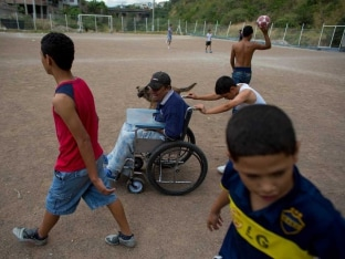 Wheelchair will