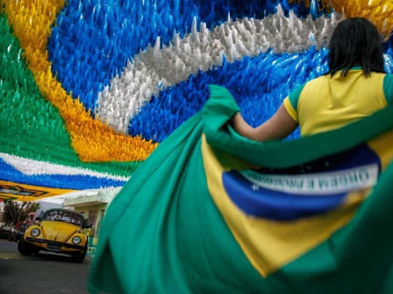 FIFA World Cup 2014: Brazil Races Towards Kick-Off