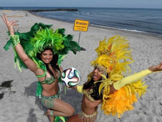 Brazil World Cup Samba