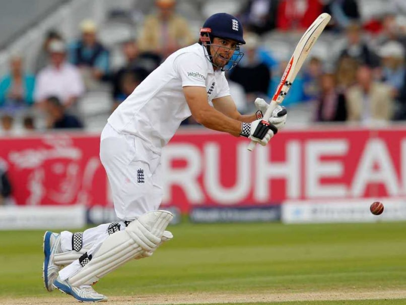England Coach Peter Moores Won't Take Captaincy off Alastair Cook