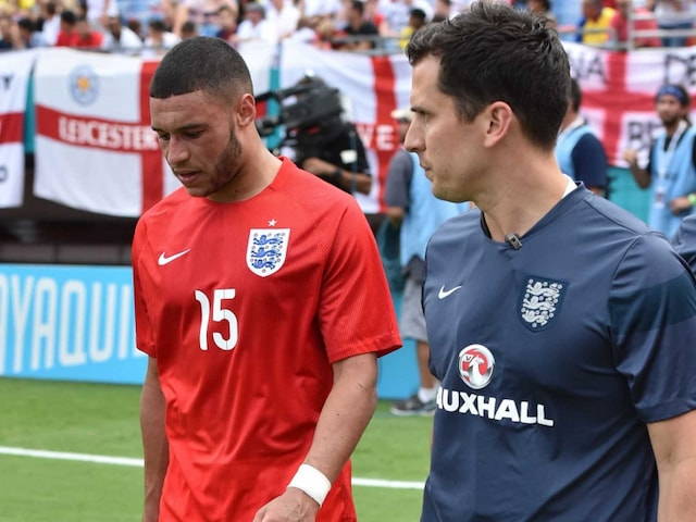 Alex Oxlade-Chamberlain Inspired by Thierri Henry, but Seeks to Play Like Wesley Sneijder