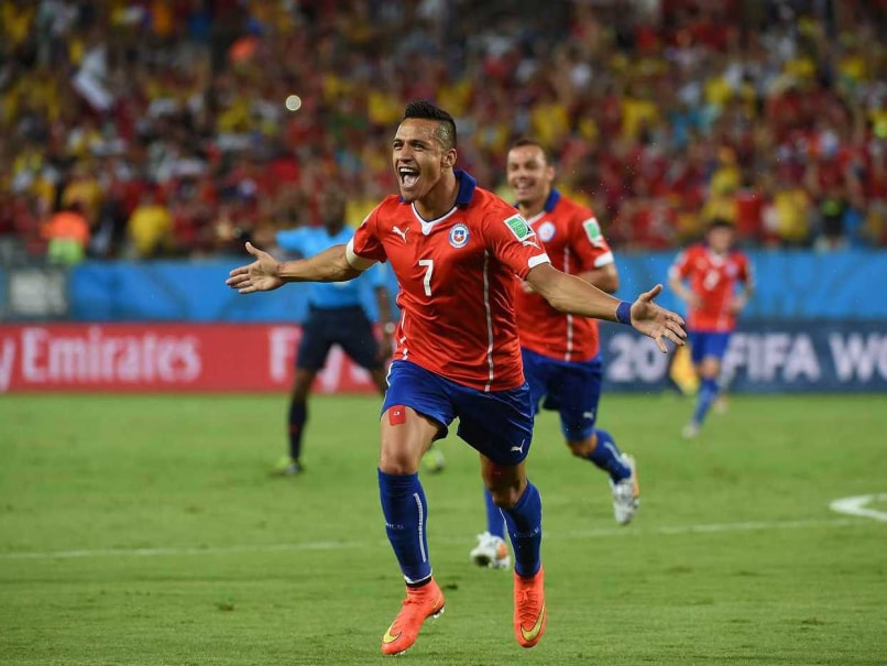 FIFA World Cup 2014: Chile Beat Australia to Heap Pressure on Spain