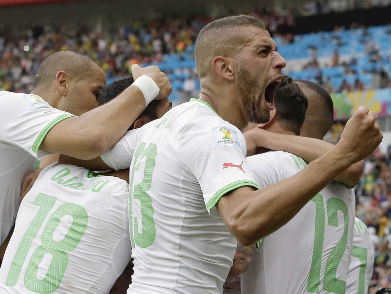 FIFA World Cup: Algeria Beat Korea 4-2, End 32-Year Win Drought