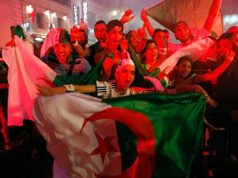 Germany vs Algeria: Security Tightened in France Ahead of Algeria's Historic World Cup Match