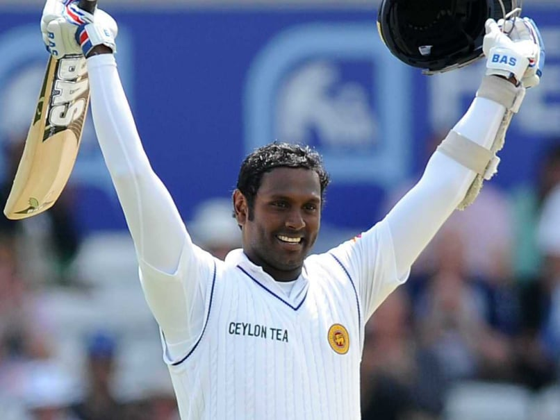 Sri Lanka's Preparations for India Tour Not Great: Angelo Mathews