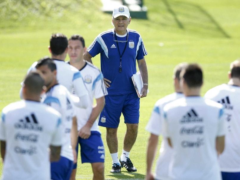 Argentina coach