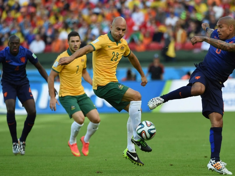 Australia vs Netherlands 1