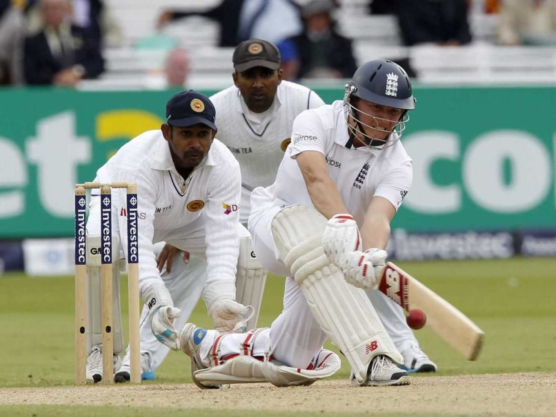 1st Test, Day 4: Gary Ballance Hundred Consolidates England Lead