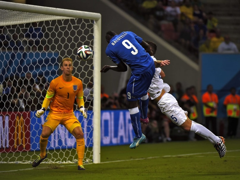 FIFA World Cup 2014, Highlights: Claudio Marchisio, Mario Balotelli Score as Italy Beat England 2-1