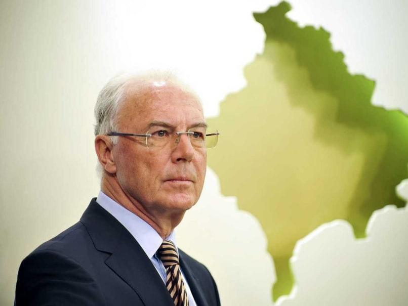 FIFA Lifts Franz Beckenbauer Suspension: Manager