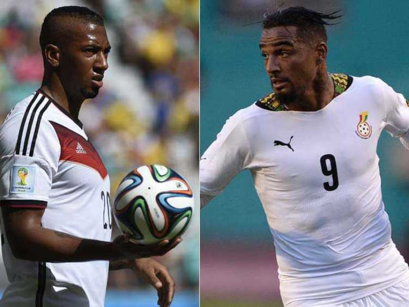Brother vs Brother in FIFA World Cup: Jerome Boateng Faces off Against Kevin-Prince Boateng
