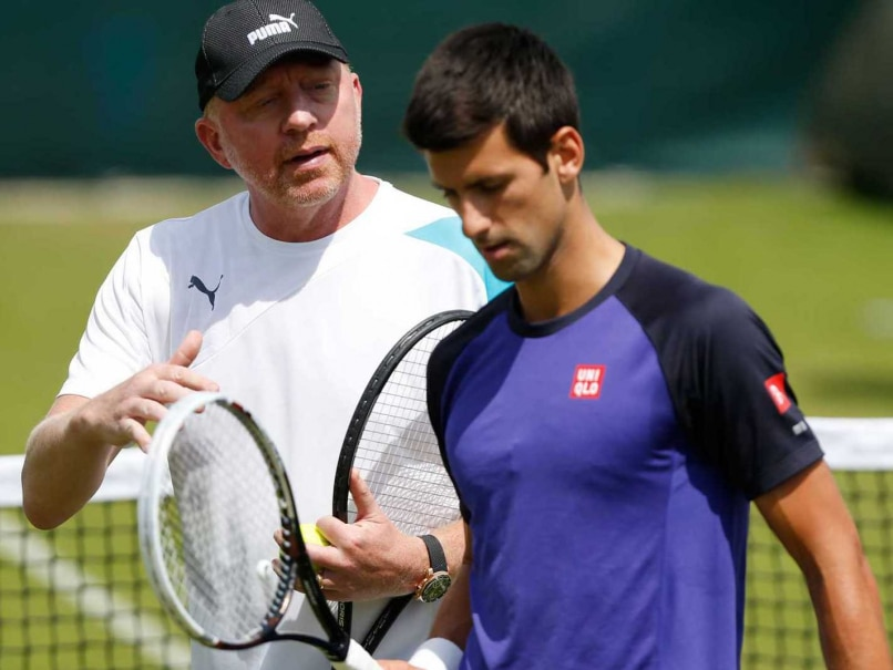 Boris Becker Hopeful of Continuing Novak Djokovic Partnership