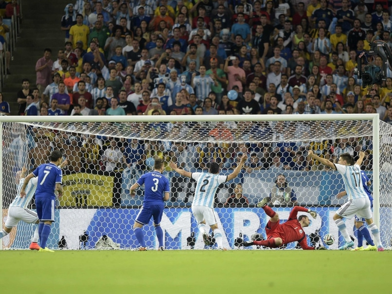 Bosnia own goal