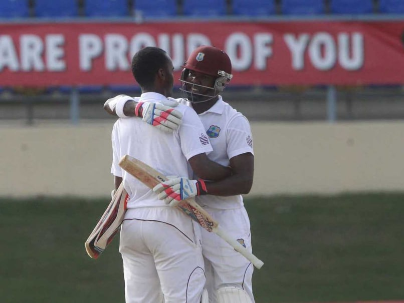 1st Test: Kraigg Brathwaite Century Boosts West Indies vs Bangladesh on Rain-Affected First Day