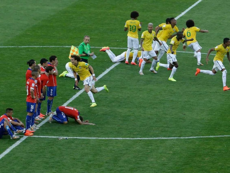 Brazil's Win Over Chile Generates More Twitter Traffic Than Super Bowl