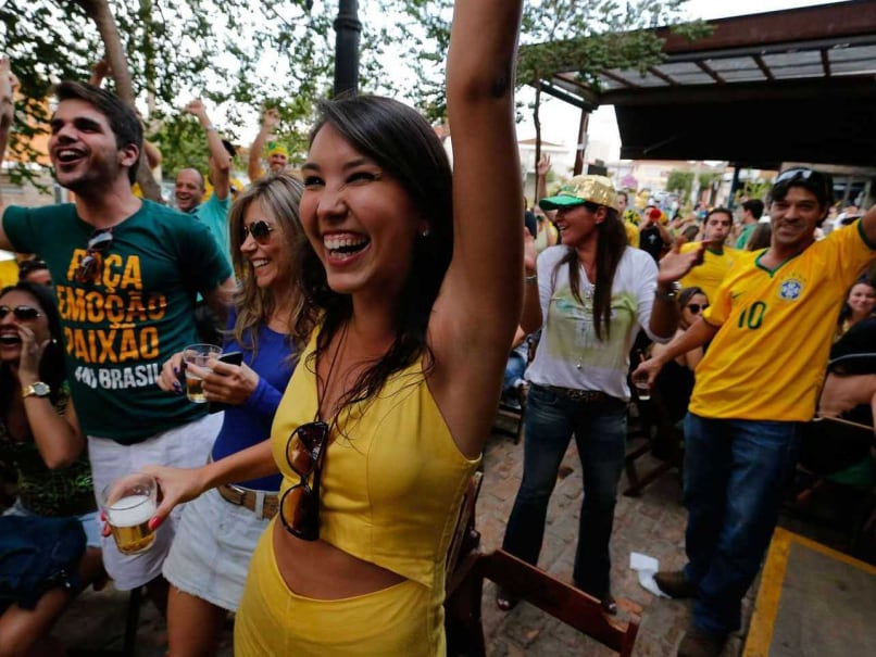 Don't Call it Luck: The Divine Powers of the Soccer Fan