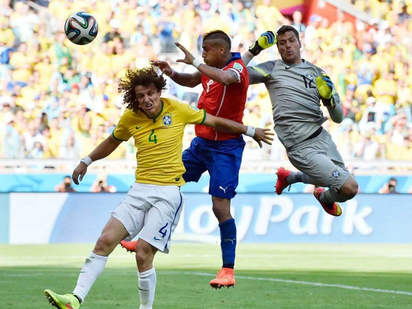 Lucky Brazil Three Steps From Heaven, Says Coach Luiz Felipe Scolari