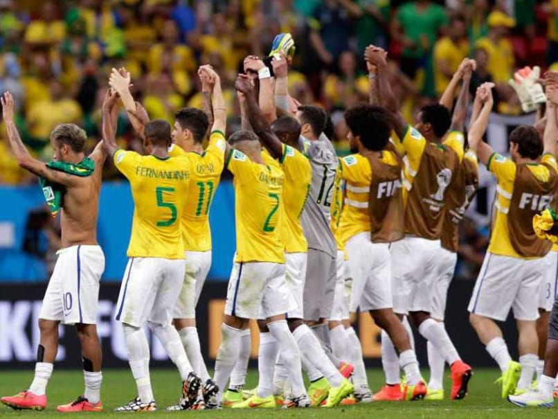 Brazil Romps Past Cameroon and Into Knockout Rounds