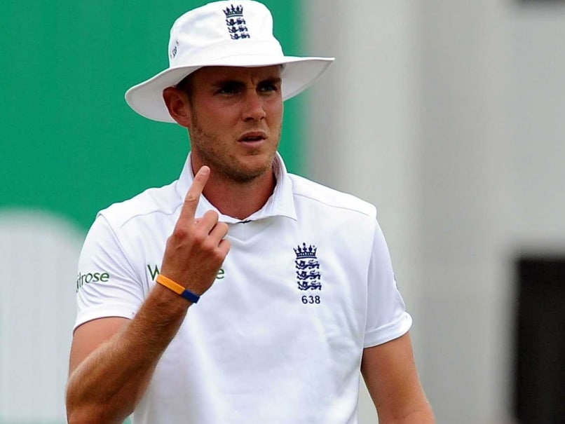 Stuart Broad Ready for Gruelling Test Series vs India