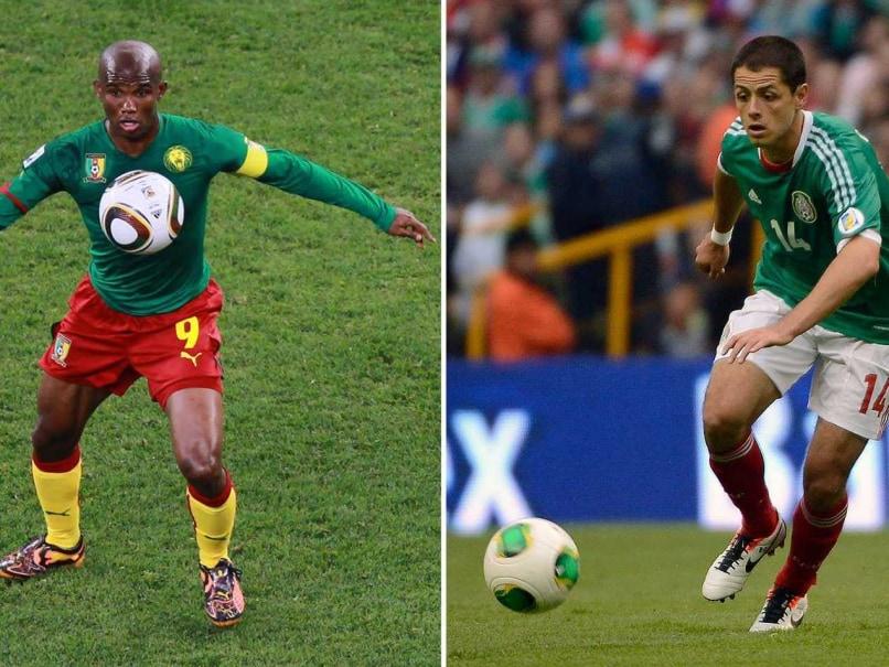 Cameroon Mexico