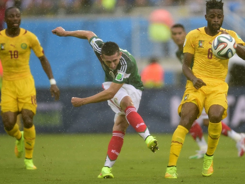 Cameroon vs Mexico 2