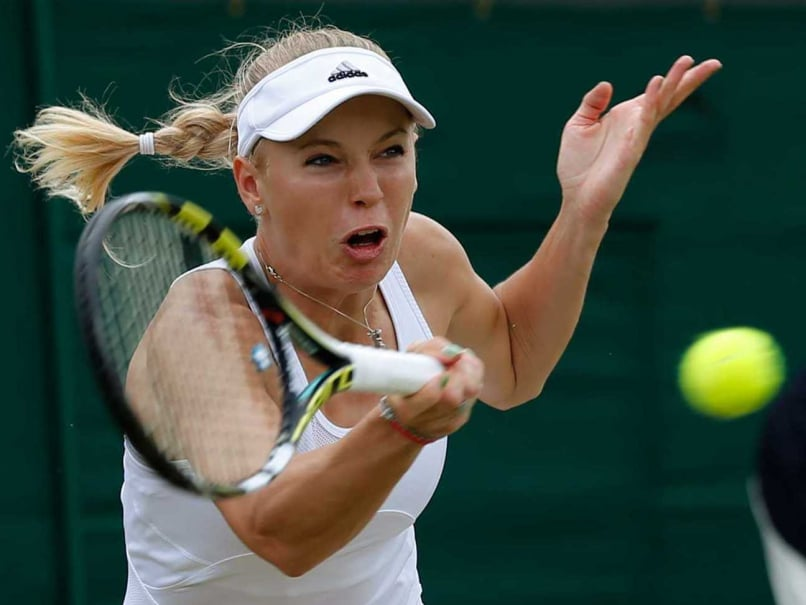 Caroline Wozniacki Advances to Istanbul Cup Quarter-Finals