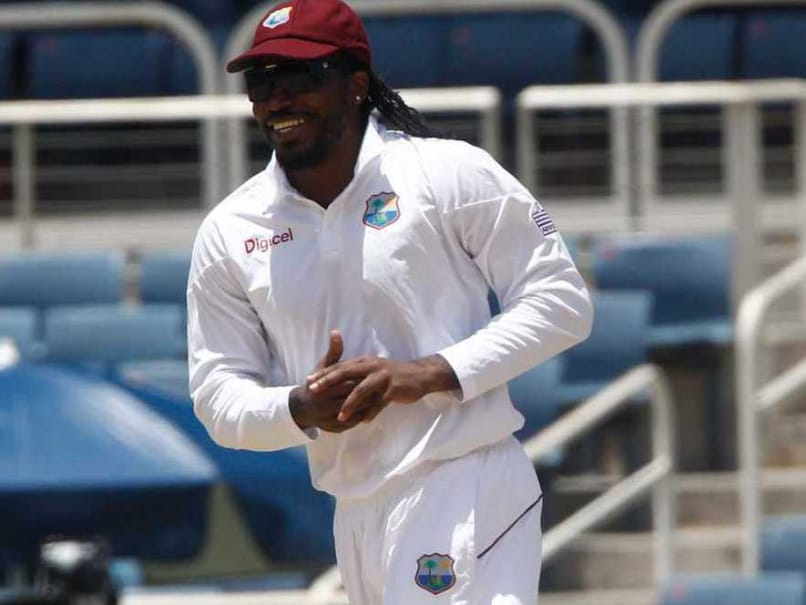 Chris Gayle Eyeing Selection for India Tests