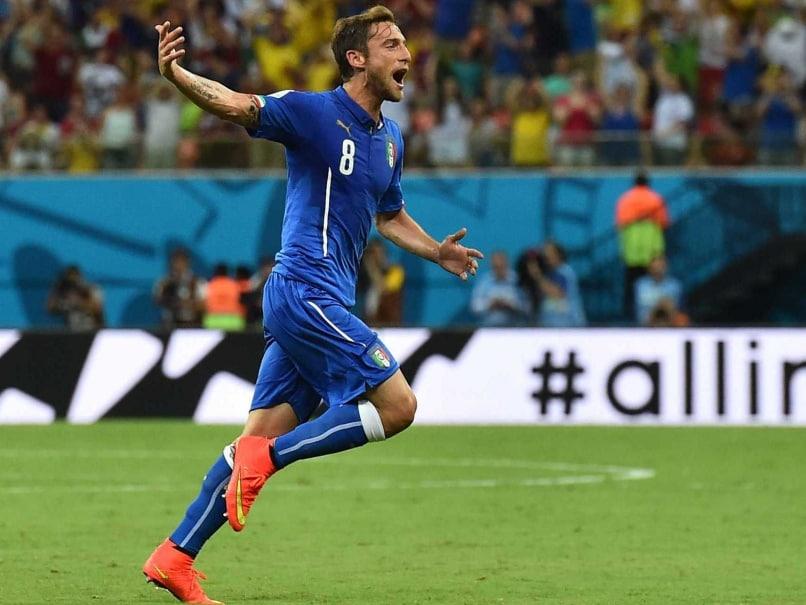 Claudio Marchisio Italy