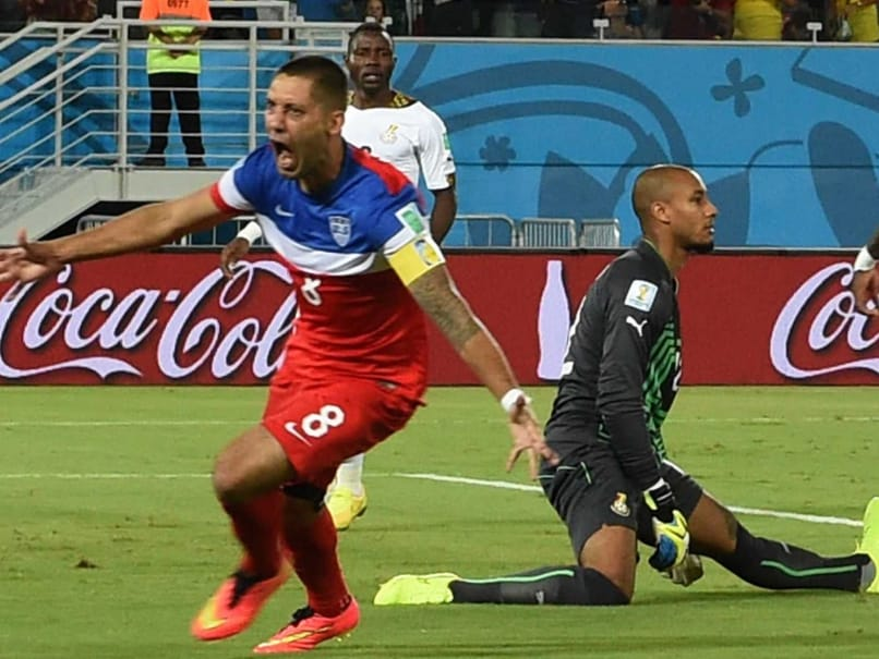 Seattle Sounders Star Clint Dempsey Banned For Three Games for Referee Incident