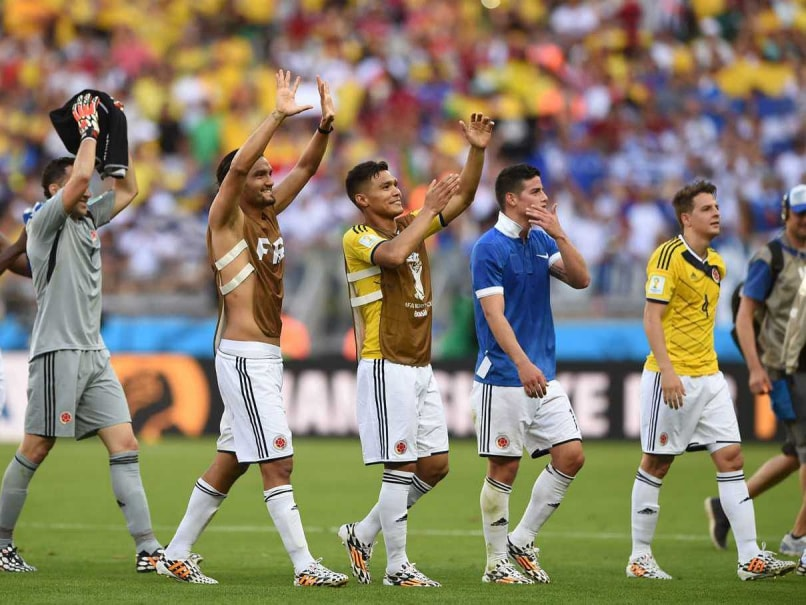 FIFA World Cup, Highlights: Colombia Thrash Greece 3-0