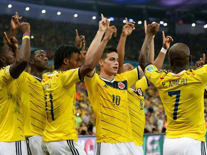 World Cup 2014 Highlights: Colombia Stun Uruguay, Storm Into Quarterfinals