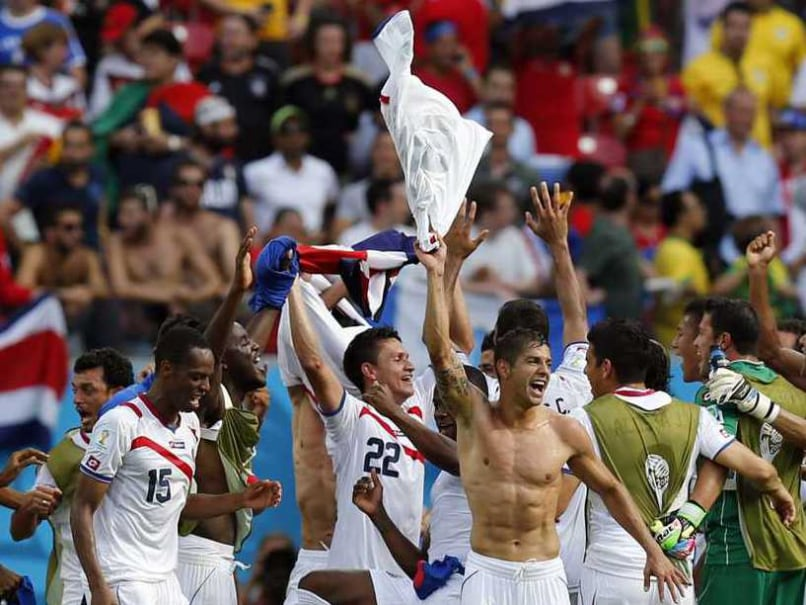 FIFA World Cup 2014: Costa Rica Hungry for More Giant-Killing Success