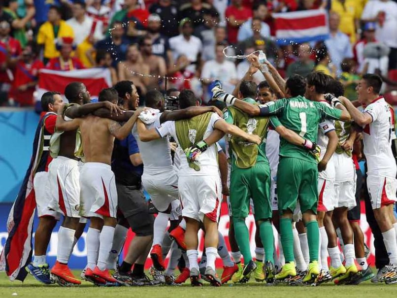 FIFA World Cup 2014, Highlights: Costa Rica Qualify for Last 16 for First Time in 24 Years After Beating Italy 1-0