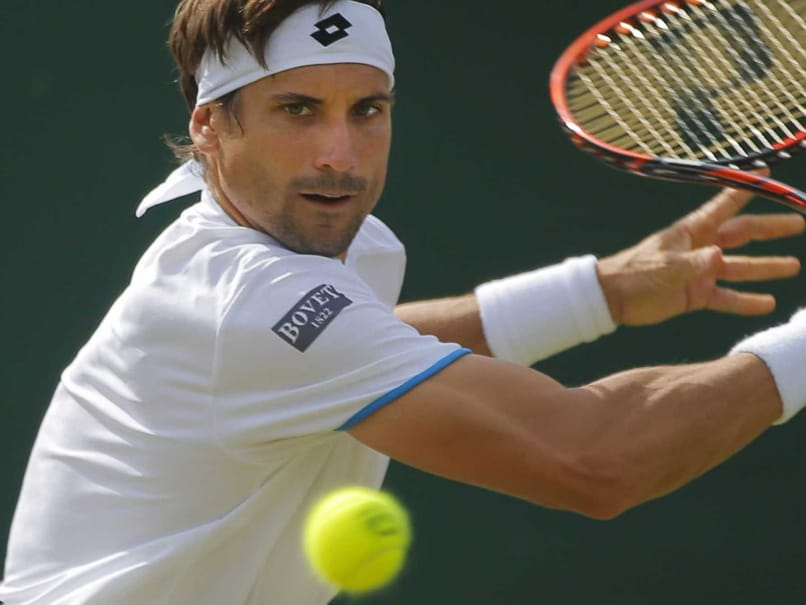 Wimbledon: David Ferrer Grand Slam Streak Ended by Russian Qualifier Andrey Kuznetsov