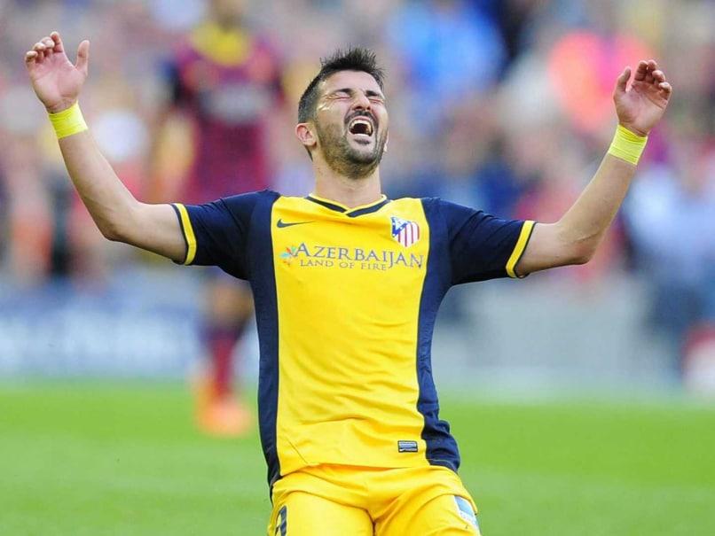 David Villa Stint Fuels A-League Excitement