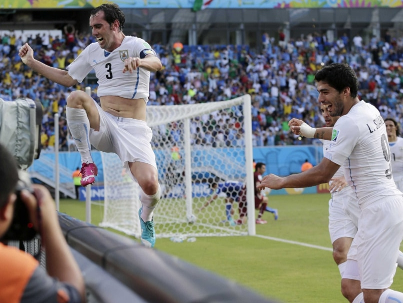 Italy vs Uruguay, Highlights: Diego Godin Takes Uruguay to World Cup 2014's Last 16, Italy Crash Out