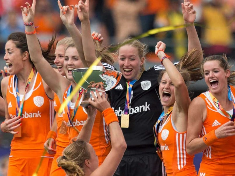 Netherlands Win Seventh Women's Hockey World Cup Title