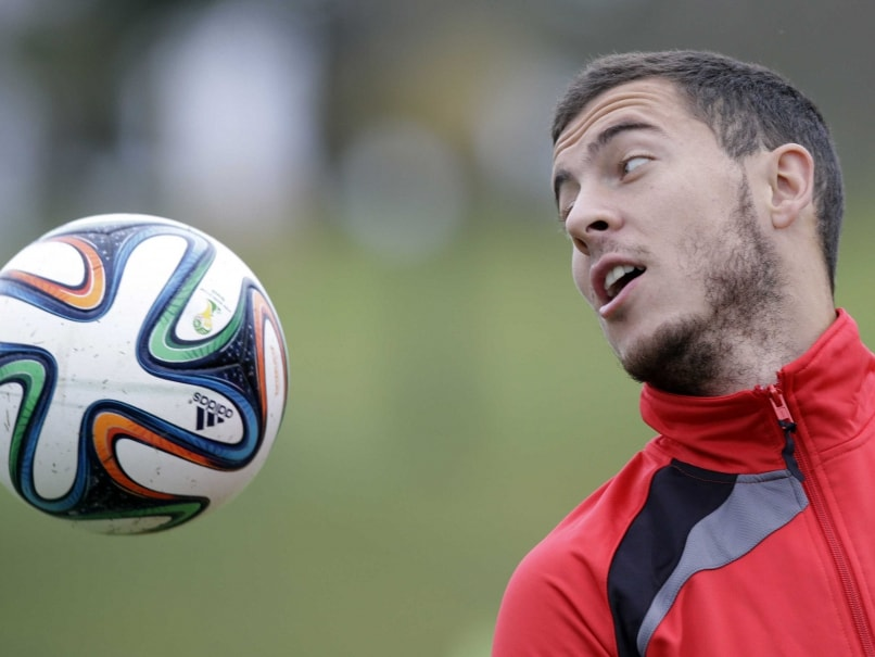 FIFA World Cup: United States Game Seems Made for Belgium's Eden Hazard to Shine