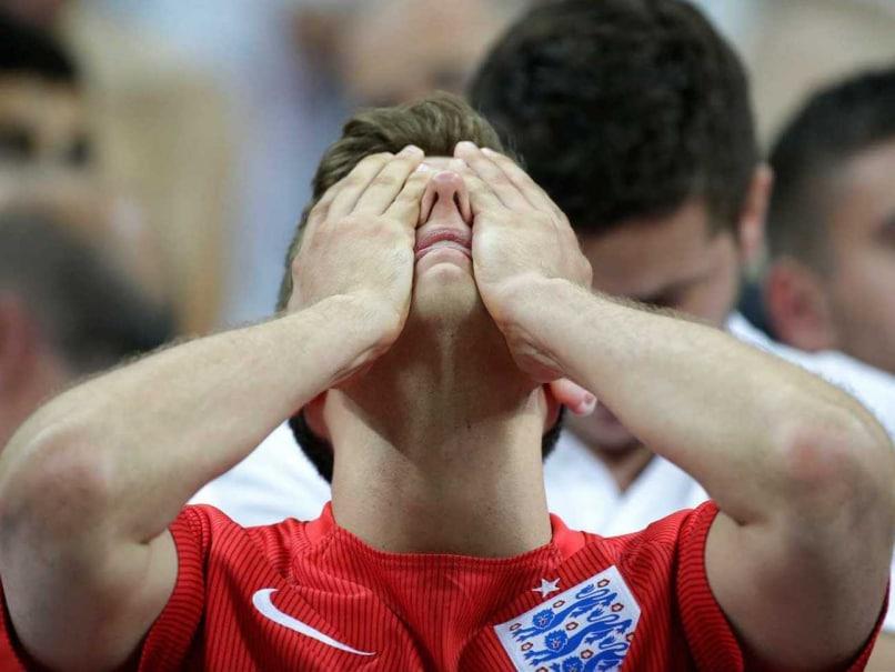 England football fans Brazil