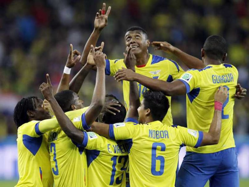 World Cup 2014: Enner Valencia Double Gives Ecuador Crucial 2-1 Win Over Honduras