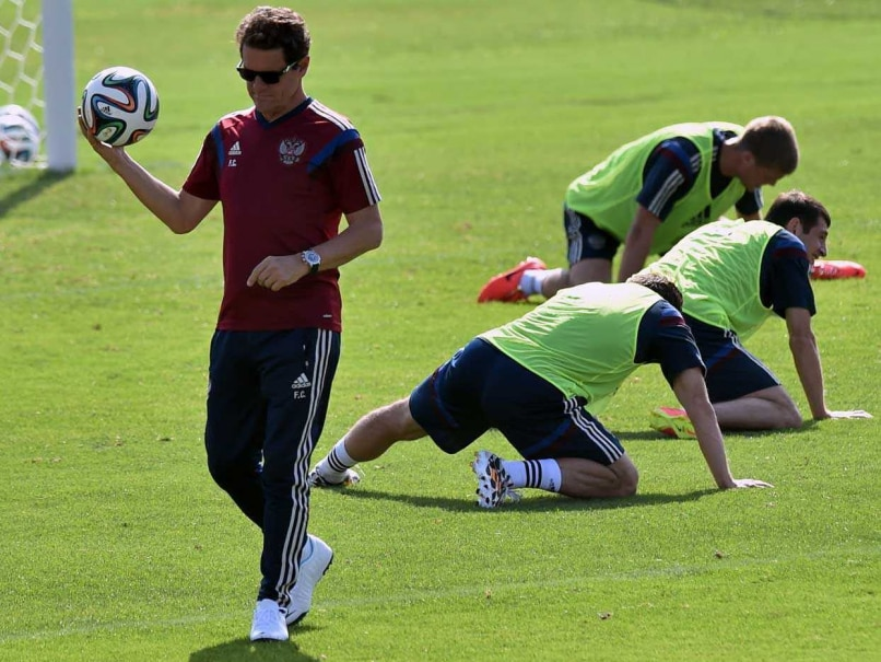 FIFA World Cup: Coach Fabio Capello Bans Russian Players from Tweeting
