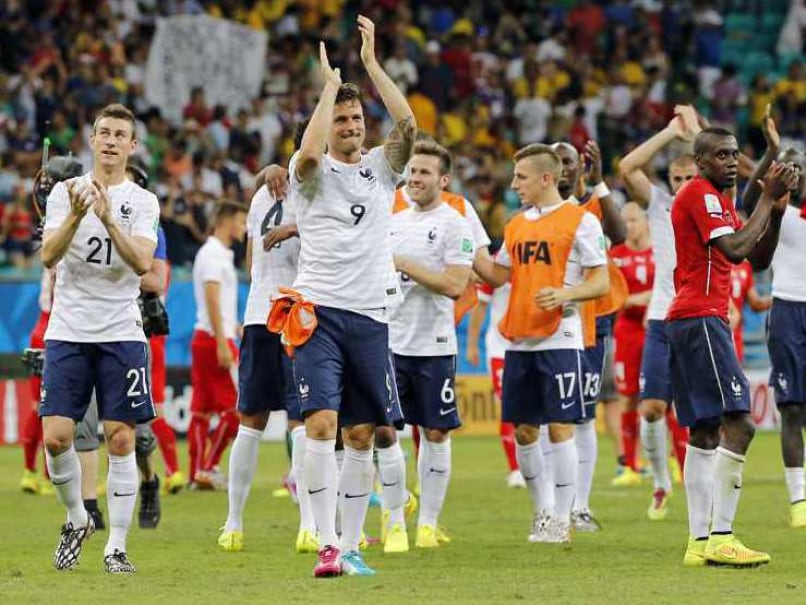 World Cup 2014: France Thrash Switzerland 5-2 to Close in on Last 16 Spot