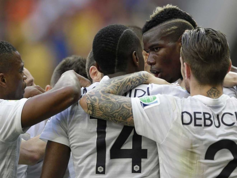FIFA World Cup, Highlights: France Down Nigeria 2-0 to Advance to Quarters