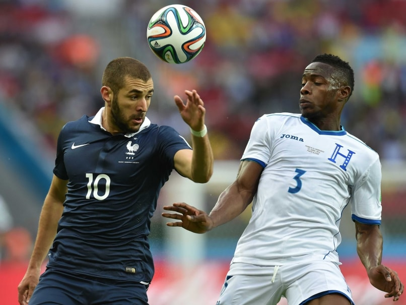 France vs Honduras WC 14